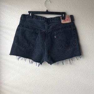 Levi's Shorts - Levi's Vintage High Waisted Shorts
